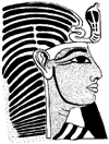 Egyptian Son of Ramses Little Stamper