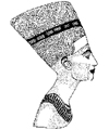 Egyptian Nefertiti Little Stamper