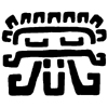 Petroglyph Person Little Stamper