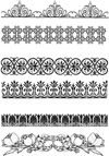 Stationary Headers Vol 3 Unmounted Rubber Stamp Sheet